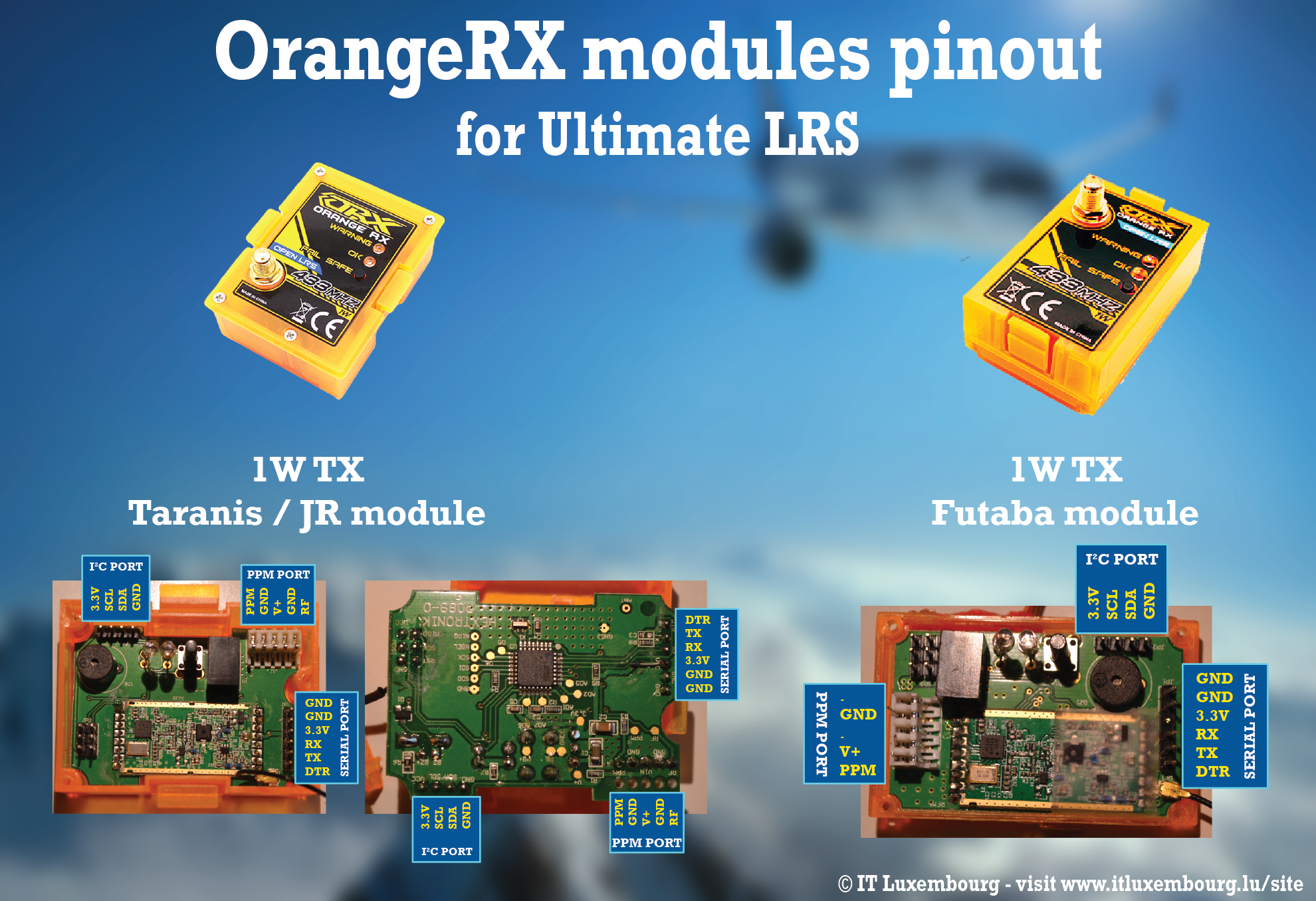 orangerx pinout hobbyking orangerx 433mhz modules faq it luxembourg  at alyssarenee.co