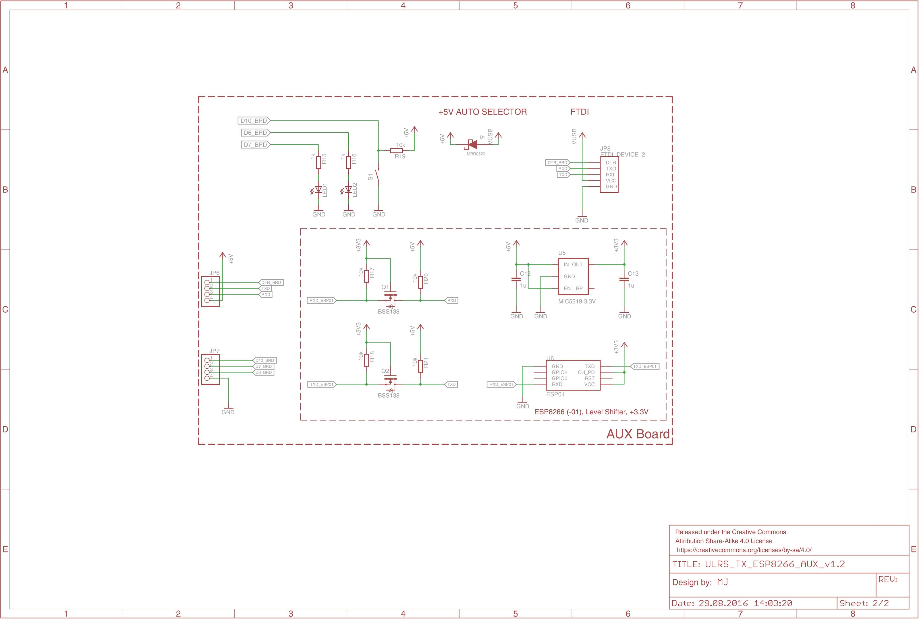 Ultimate Lrs Mini It Luxembourg Schematics And Pcbs Link To The Schematic Pcb Files