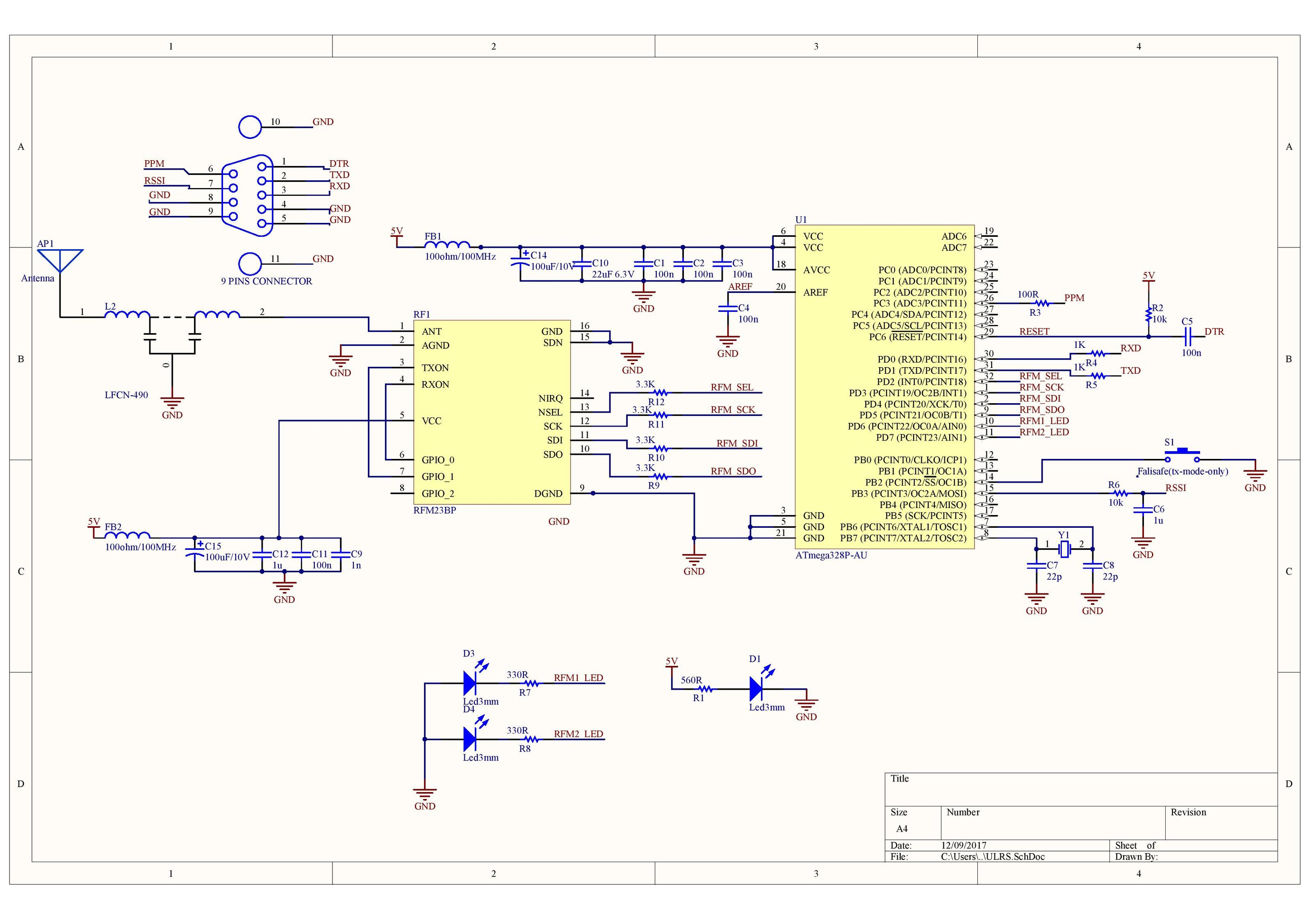 Ultimate Lrs Mini It Luxembourg Hummingbird Wiring Diagram The Board
